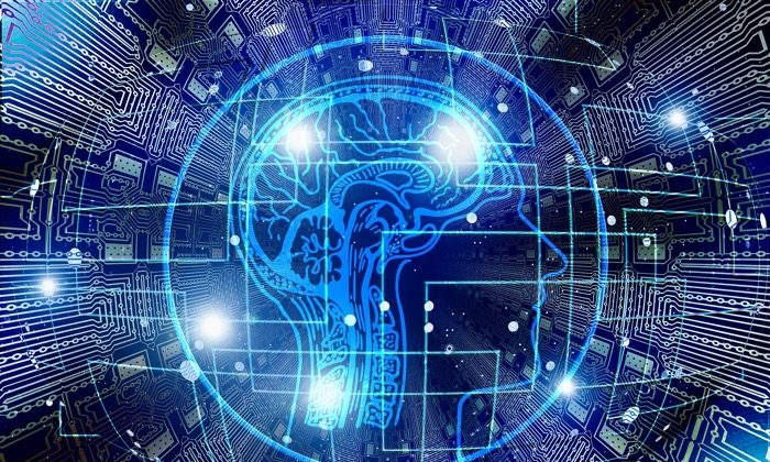 This stock image illustrates artificial intelligence technology. (geralt/Pixabay)