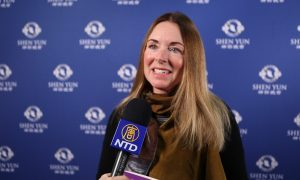 Shen Yun is Exquisite, Says Dance School Owner