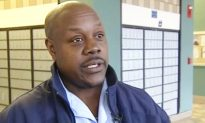 Postal Worker Hailed As a Hero For Saving Elderly Woman's Life While on His Route