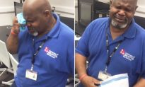 Students Surprise Jolly Cleaner With Over $1900 To Send Him on a Trip Back Home