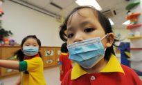 Five Children in Guangzhou Develop Severe Brain Infection From Flu