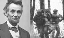 Abraham Lincoln's Gesture Toward a Dying Soldier Shows Why He's a Great Leader