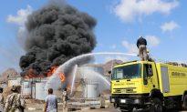 Yemeni Refinery Fire Spreads to Second Storage Tank