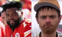 Chiefs Guard Jeff Allen Stranded Driving to Playoff Game Gets Rescued By Homeless Man