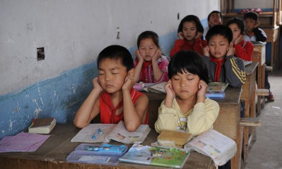 Communist China Expanding Its Political Indoctrination in Schools and Colleges