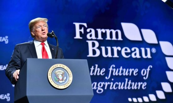 "Videos of the Day: Trump Tells Farmers ""Greatest Harvest Yet to Come"""