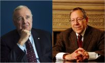 Former PM Paul Martin Nominates Irwin Cotler for Nobel Peace Prize