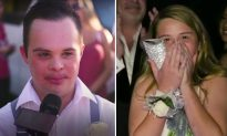 Girl Gets Brand-New Nissan Sentra After She Asks Friend With Down Syndrome to Prom