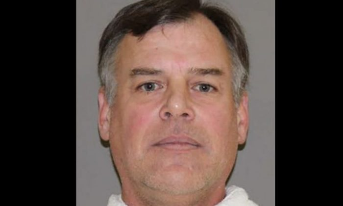 John Wetteland posted bail the same day he was arrested. (Denton County Sheriff's Office)