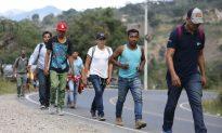 New Migrant Caravan Departs Honduras Amid US Border Security Impasse