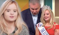 Model With Down Syndrome Becomes Brand Ambassador For Cosmetics Company Promoting Diversity