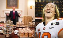 Clemson Star QB Trevor Lawrence Says Trump's Fast Food Banquet 'Was Awesome'