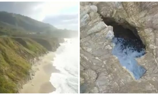 Teen Presumed Dead Days After Falling Into Blowhole Near Big Sur