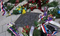Czechs Mark 50 Years Since Crushing of Prague Spring