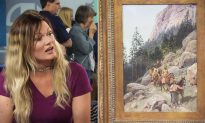 Woman Thinks Grandma's Old Painting is Worth $250, But Appraiser Says it's Way, Way, Way More