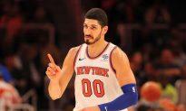 Turkey Seeks Arrest of New York Knicks Player Enes Kanter
