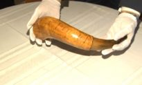 261-Year-Old Stolen Ancient Powder Horn Returned