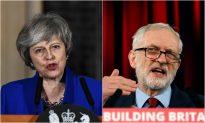 UK in Deadlock Over Brexit 'Plan B' as May, Corbyn Double Down