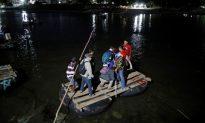 New Caravan of Central American Migrants Crosses Into Mexico