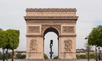 The Patriotic Art of the Arc de Triomphe