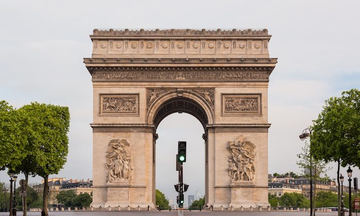 The Patriotic Art of the Arc de Triomphe