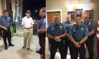 Cops Lend a Room to WWII Vet Who Took Wrong Turn and Got Lost 200 Miles From Home