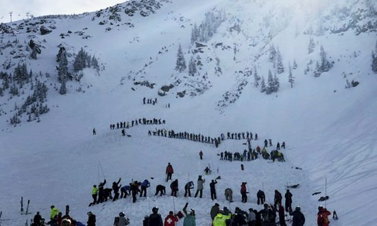 New Mexico Ski Resort Says 2 Rescued From Avalanche
