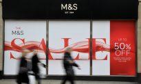 UK Shoppers Rein in Spending as Brexit Nears