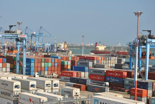 The Port of Mombasa