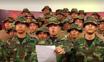 Group of Venezuelan Soldiers Say They Don't Recognise Maduro as Their President