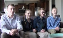 Couple Adopts 4 Teen Siblings After Learning Their Heartbreaking Situation