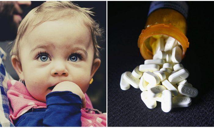 Researchers See Possible Link Between Opioids, Birth Defect