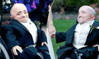 2-Foot-8-Inch Man's Happy Marriage Silences the Haters