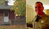Cops Burst Out Laughing When They See Who is Crying 'Help Me' Inside Home