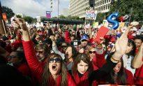 Effectiveness of Smaller Class Sizes Unproven but Teachers Strike for Them