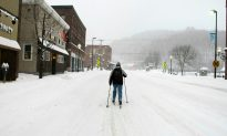 Arctic Blast Brings Dangerous Cold to Midwest, New England