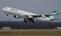 Germany Bans Iranian Airline From Its Airspace After US Pressure