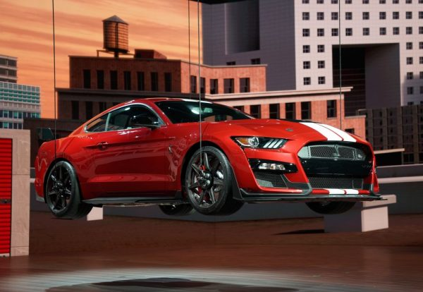 The First 2020 Ford Mustang Sells For 1 1 Million To Help Children