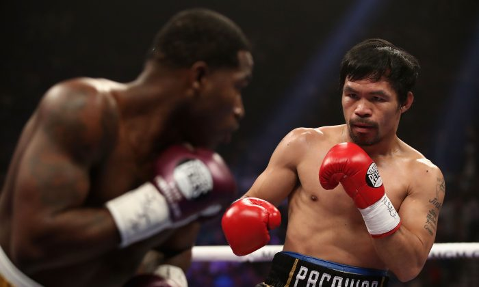 Manny Pacquiao's Los Angeles Home Ransacked One Day After Winning Fight at Las Vegas