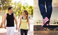 A 15-Minute Daily Walk 'Will Help You Live Longer,' Study Says