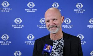 Shen Yun Is 'A message of peace throughout the history of China'
