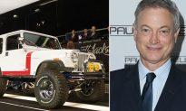Gary Sinise's Custom Jeep Auction Raises Staggering $1.3 Million for Veterans