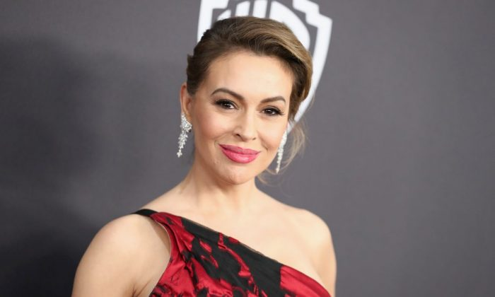 Alyssa Milano Criticized for 'MAGA Hat Is the New White Hood' Tweet