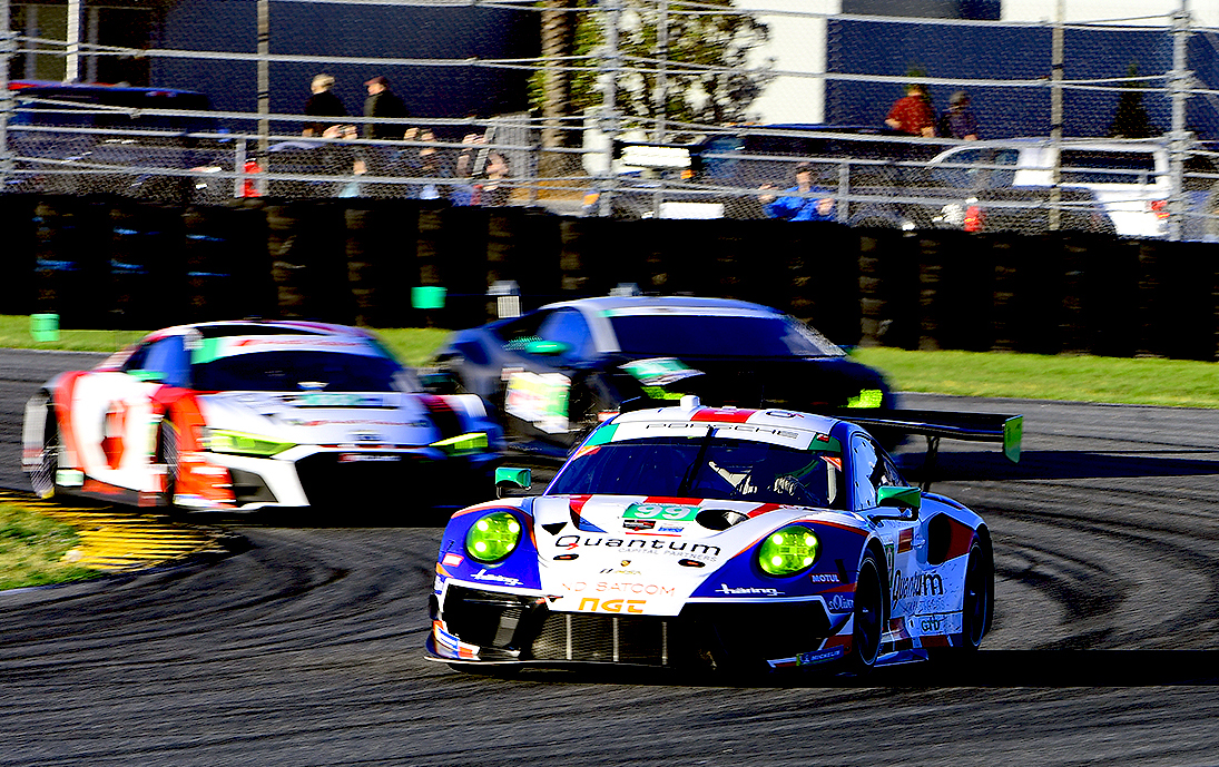 GTD racing at its best