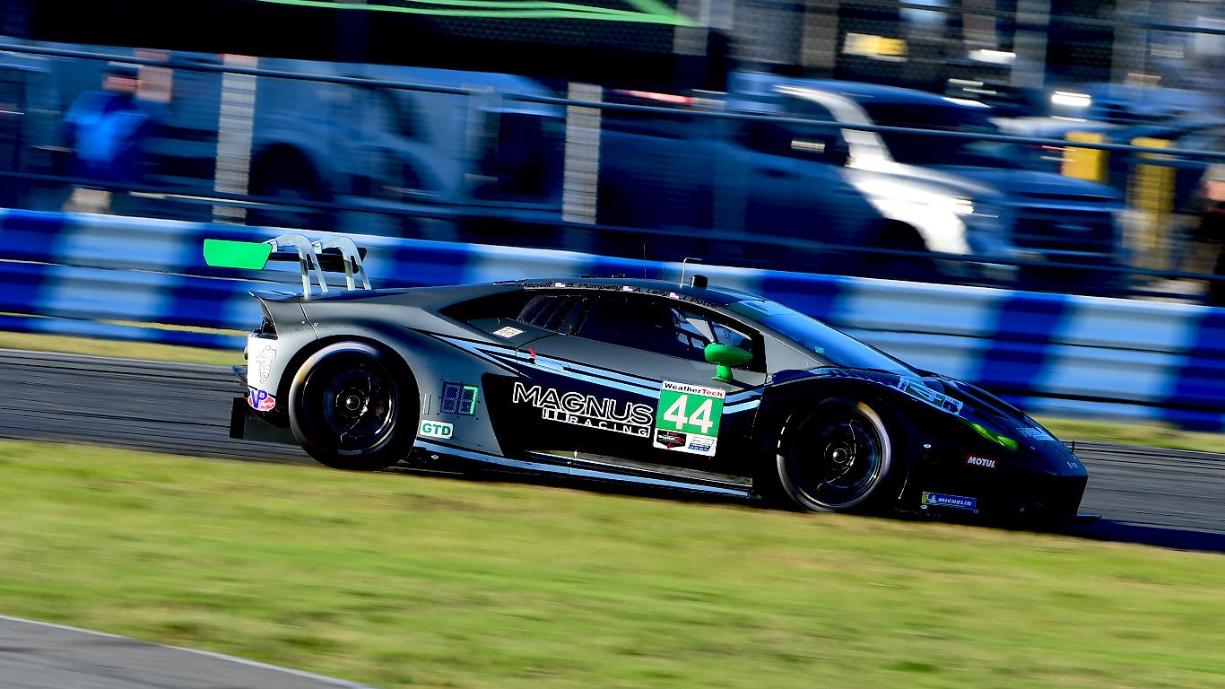 Magnus Racing is back