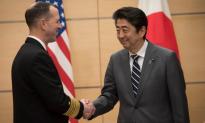US Aircraft Carrier May Sail Through Taiwan Strait, Admiral Says