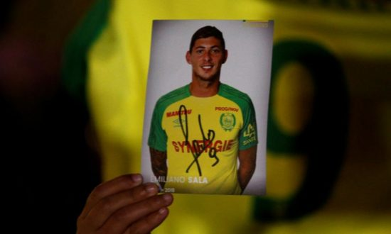 Revealed: Chilling Final Words of Soccer Star Before Plane Disappeared