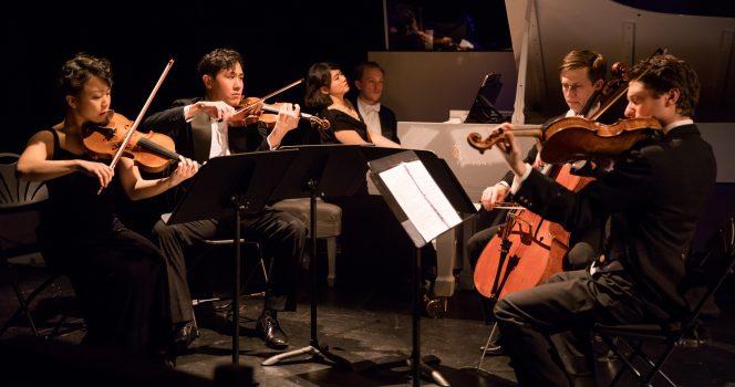 musicians for Maestro