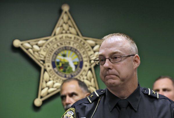 Sebring Police Chief karl Hoglund 1