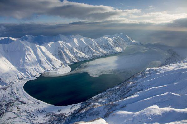 Vilyuchinskaya Bay. (Maxim Balakhovskii)